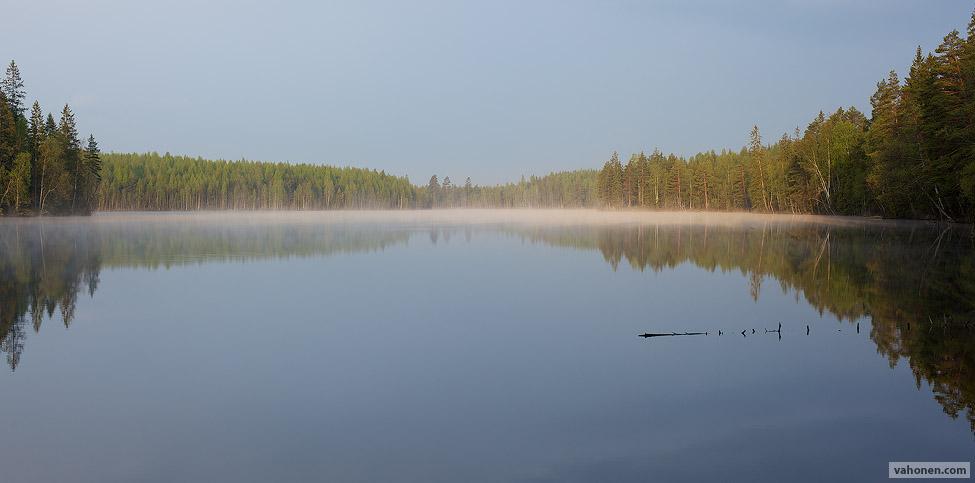 Vähä-Kausjärvi 1