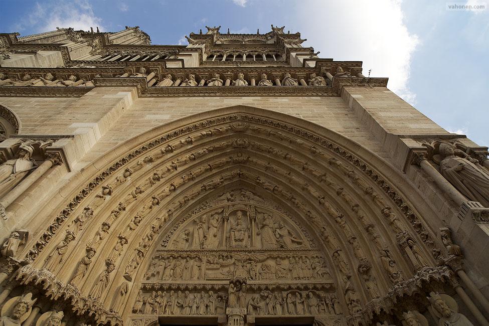 Paris Notre Dame 05