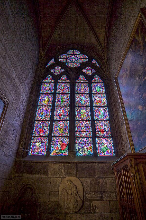 Paris Notre Dame 06