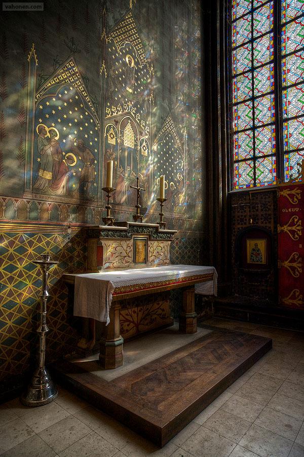 Paris Notre Dame 08
