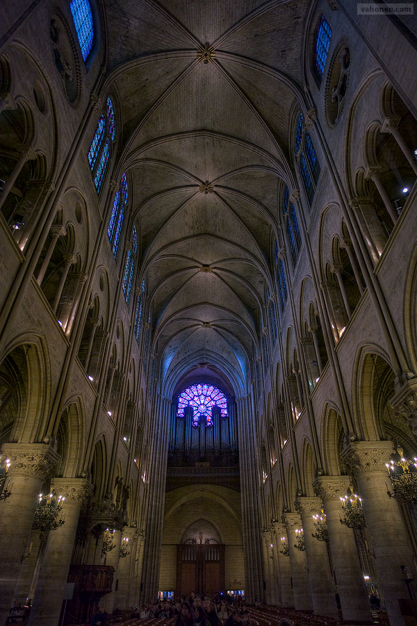 Paris Notre Dame 11