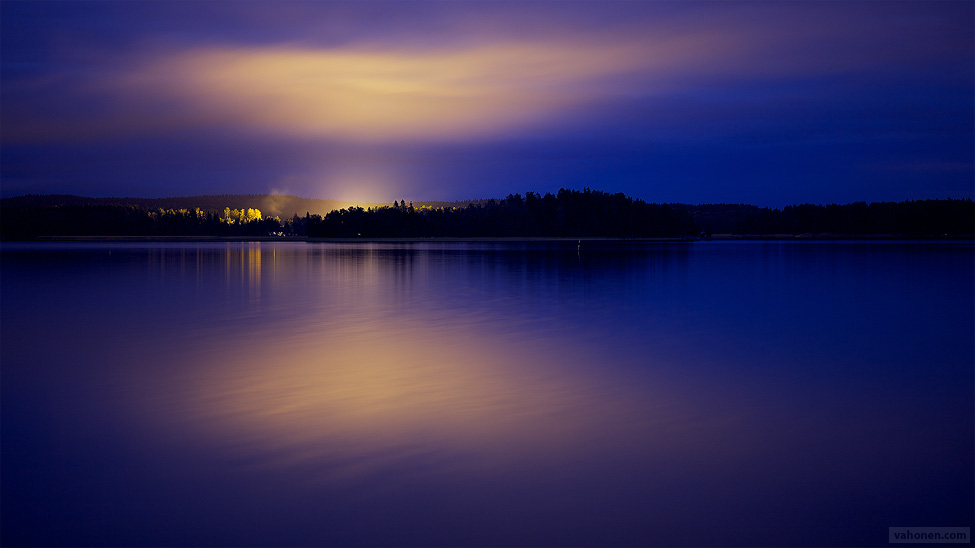 Kangasala by night 01