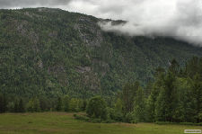 Hjartdal mountains 1