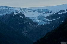 Odda - Glacier detail