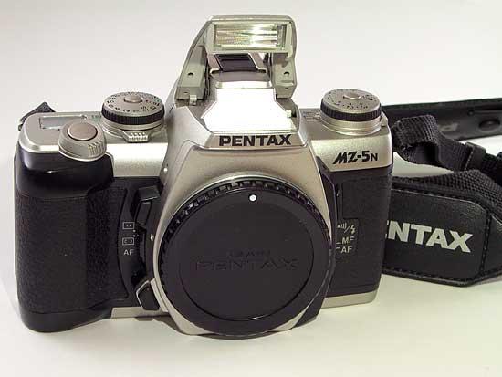 pentax MZ-5n