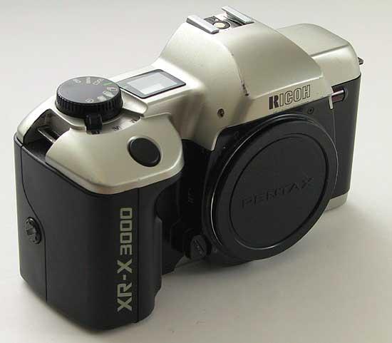 Ricoh XR-X 3000